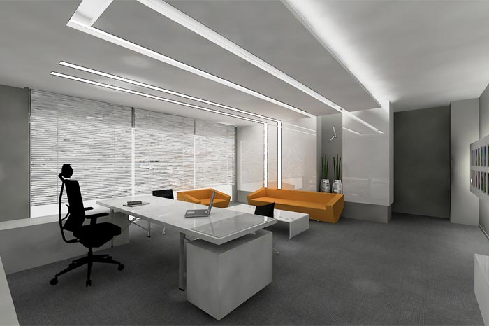 Office Entrance Design