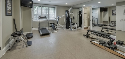 Gym Interior Designing Services Motivate The Gym Lovers