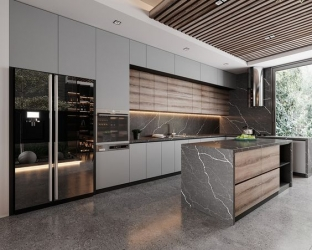 Hire The Best Designer And Make Your Kitchen More Finer