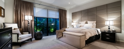 Interior Designing Offers New Looks To The Bedrooms