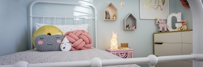 Present Your Kids A Beautifully Well-Decorated Room