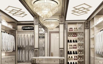 Dressing Room Interior Design