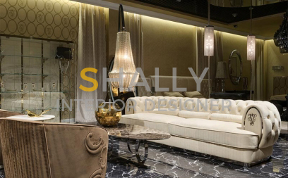 Drawing Room Interior Design in Mumbai