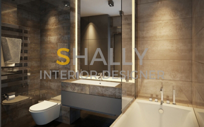Bathroom Interior Design in Geeta Colony