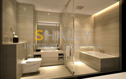 Bathroom Interior Design in Subhash Nagar