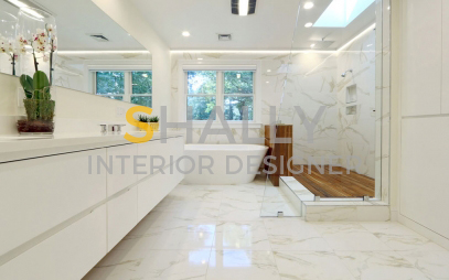 Bathroom Interior Design in Delhi Ncr