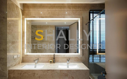 Bathroom Interior Design in Kalyanpuri