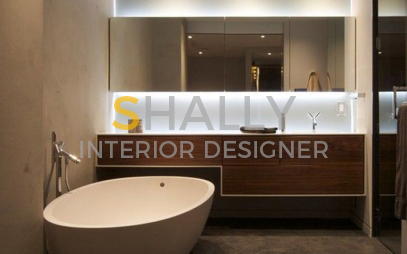 Bathroom Interior Design in Shadipur Depot