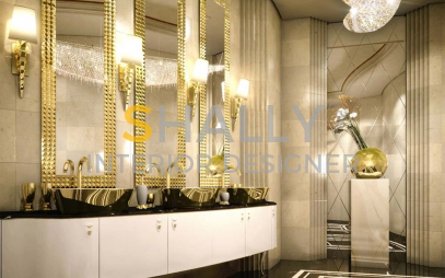 Bathroom Interior Design in Uttam Nagar