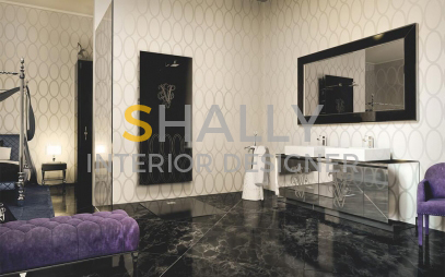 Bathroom Interior Design in Dashrath Puri