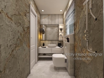Bathroom Interior Design in Jahangir Puri