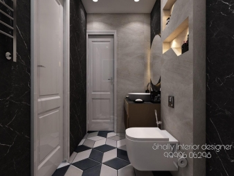 Bathroom Interior Design in Hari Nagar