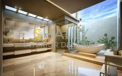 Bathroom Interior Design in Dilshad Garden
