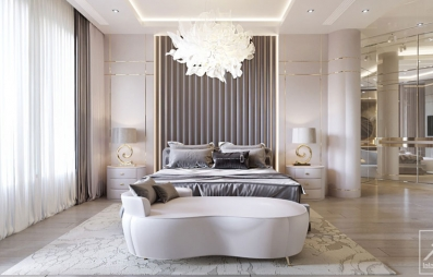 Bedroom Interior Design in Faridabad