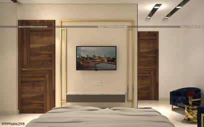 Bedroom Interior Design in R K Puram