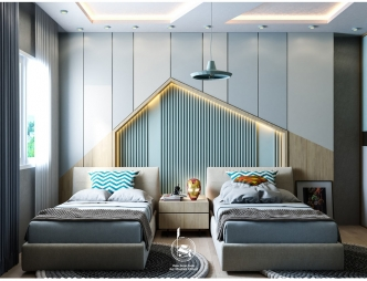 Bedroom Interior Design in Seemapuri