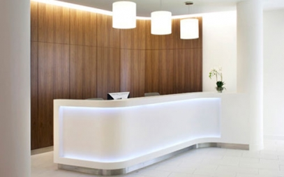 Clinic Interior Design in Najafgarh