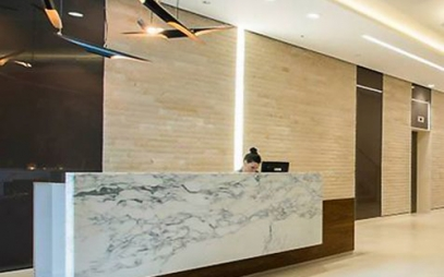 Clinic Interior Design in Pushpa Vihar