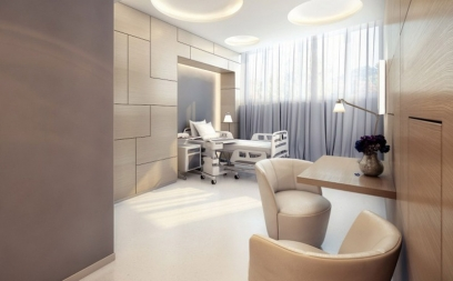 Clinic Interior Design in Patper Ganj