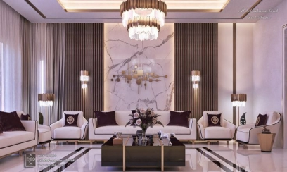 Drawing Room Interior Design in Faridabad