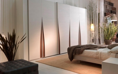 Dressing Room Interior Design in Bali Nagar