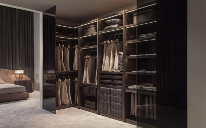 Dressing Room Interior Design in Najafgarh