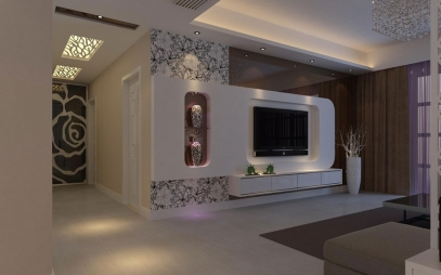 Home Entrance Design in Nehru Place