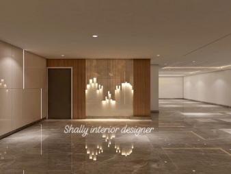 Home Entrance Design in Kolkata