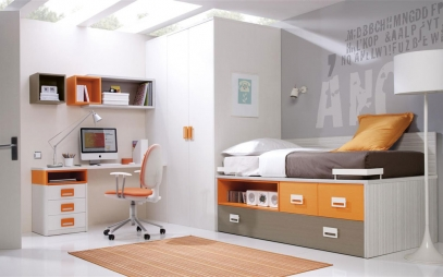 Kids Room Interior Design in Faridabad