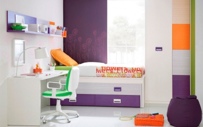Kids Room Interior Design in Inderlok