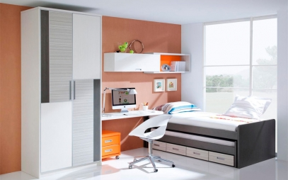 Kids Room Interior Design in Patel Nagar