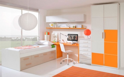 Kids Room Interior Design in Janakpuri