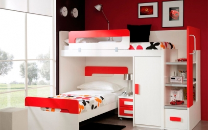 Kids Room Interior Design in Vikaspuri