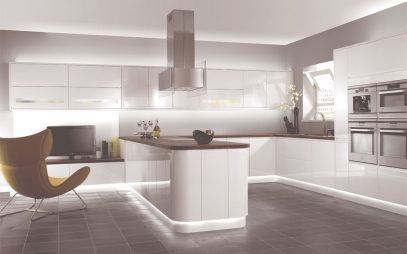 Kitchen Interior Design in Haiderpur