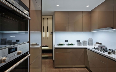Kitchen Interior Design in Rana Pratap Bagh
