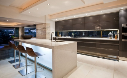 Kitchen Interior Design in Bawana