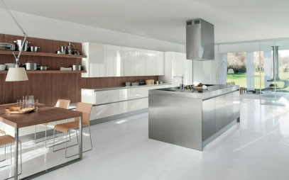Kitchen Interior Design in Geeta Colony