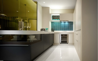 Kitchen Interior Design in Shadipur Depot