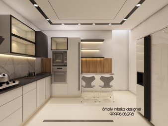 Kitchen Interior Design in Khyalla