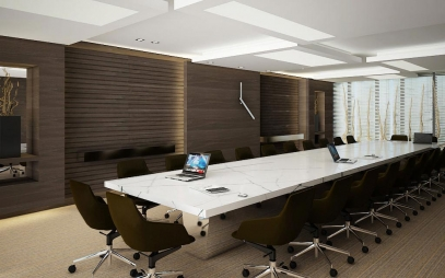Office Interior Design in Shadipur Depot