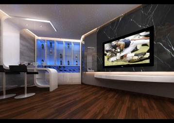 Restaurant Interior Design in Delhi Cantt